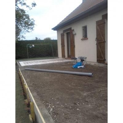 Extension dune maison avant 400x400