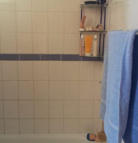 salle de bains avant les travaux de plomberie à Amiens 480x500