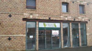 Travaux de rénovation et réagencement d'un restaurant à Amiens
