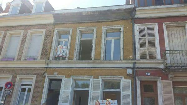 Travaux de rénovation à Amiens