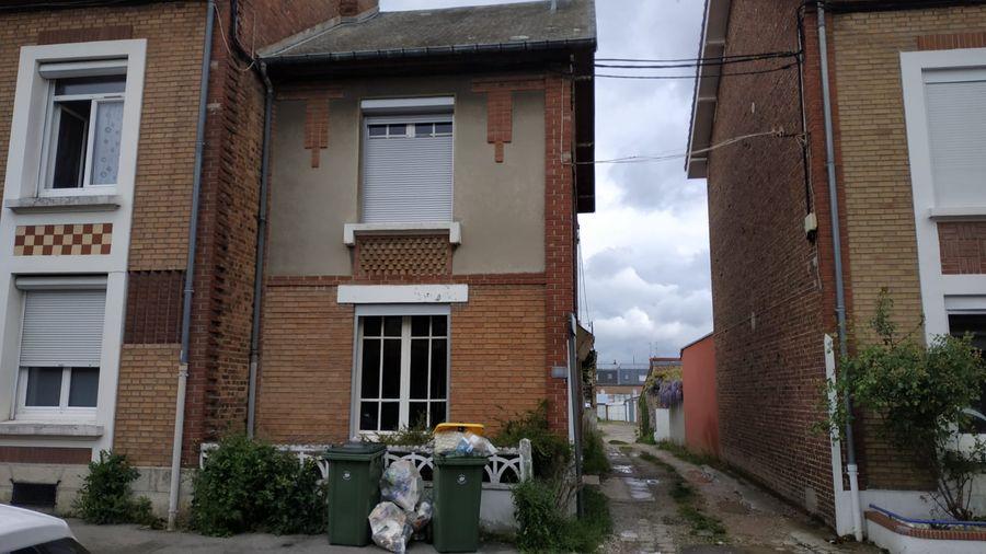 Estimation du coût des travaux de rénovation de cette maison à Amiens