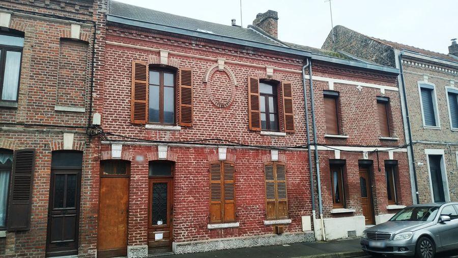 réalisation d'un estimatif pour la rénovation totale d'une maison à Amiens