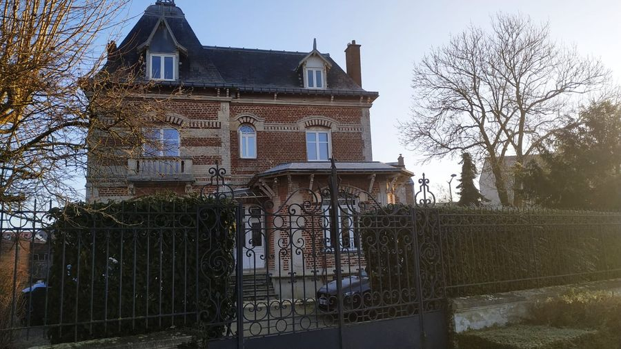 travaux de rénovation intérieure d'une maison à Amiens