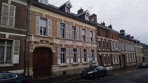 Travaux de rafraîchissement d'un appartement à Amiens