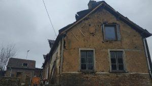 Estimatif des travaux de rénovation d'une maison à Raincheval