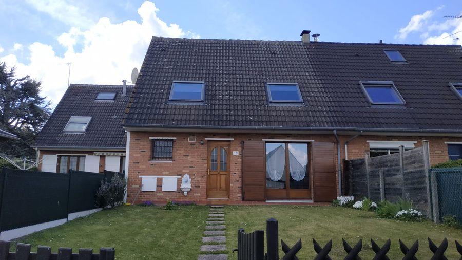 Estimation du prix des travaux de rénovation dans cette maison à Amiens