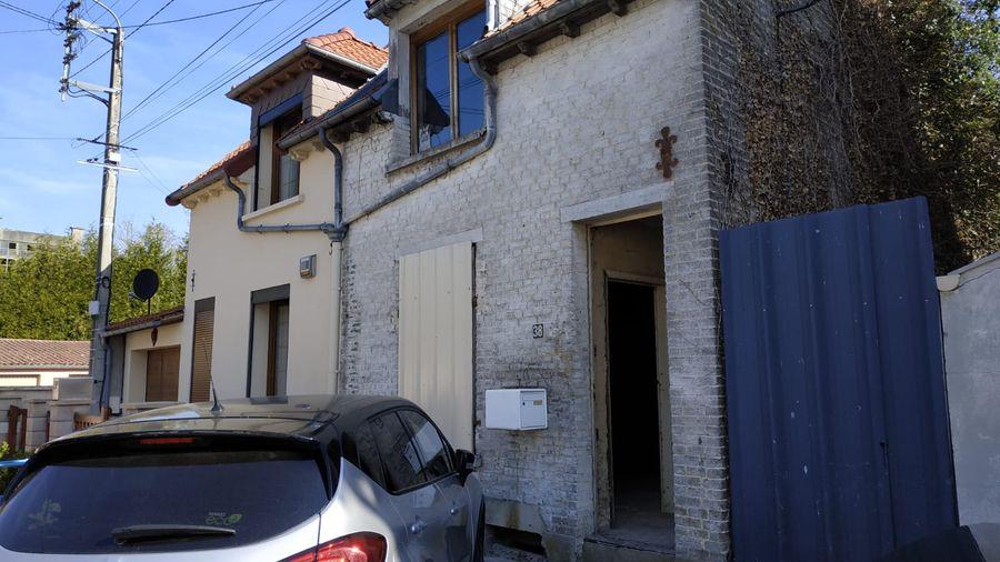 Estimation du prix des travaux pour la rénovation globale de cette maison à Amiens