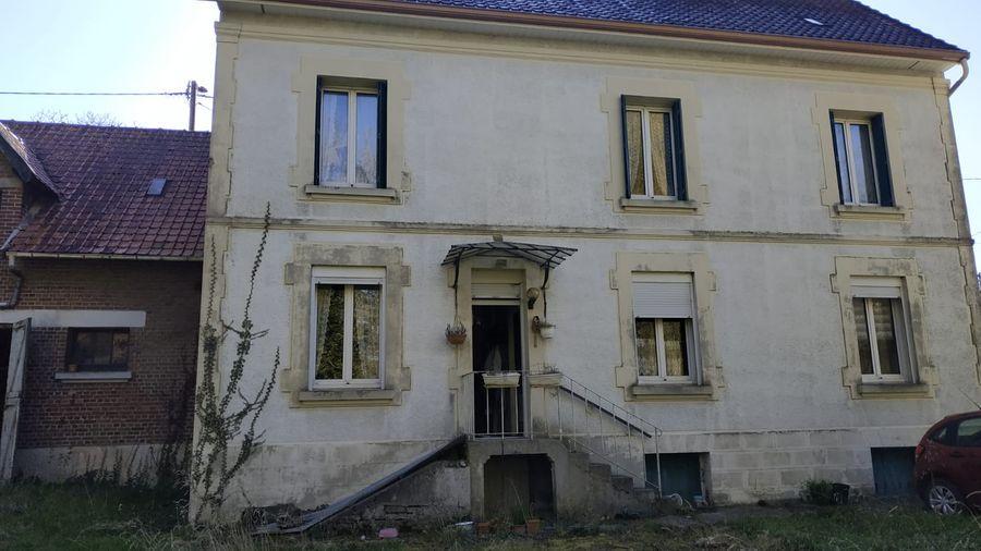 Estimation du prix des travaux de rénovation de cette maison à Albert
