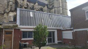 Estimation du prix des travaux de rénovation de cette maison à Corbie