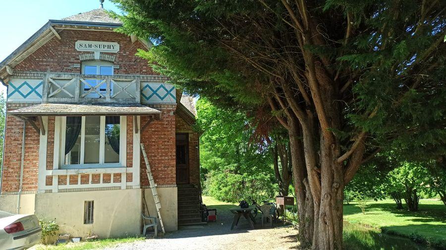 Estimation du prix des travaux de rénovation de cette maison à Nesle
