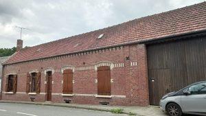 Estimation du coût des travaux de rénovation de cette maison à Guyencourt-sur-Noye